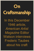 On Craftsmanship